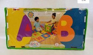 Spark Create Imagine Alphabet Foam Interlocking Play Mat for Sale in Manassas, VA