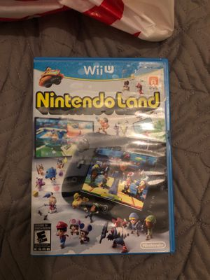 Wii U Nintendo land for Sale in Staten Island, NY