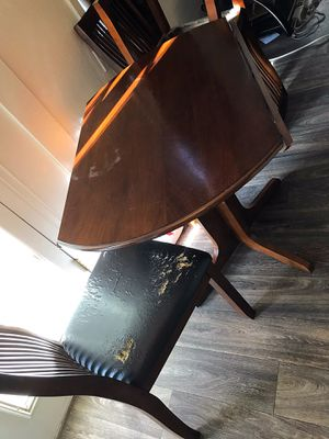 Table and 4 chairs for Sale in Boulder City, NV