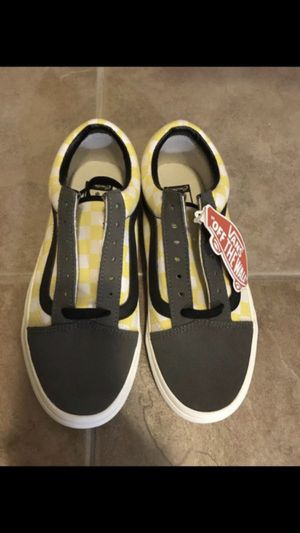 Vans customs shoes for Sale in La Habra, CA