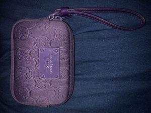 Michael Kors Purple Wristlet for Sale in Mauldin, SC