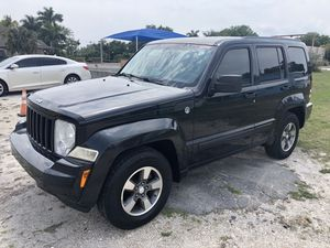 2008 Jeep Liberty 4x4 Drives Great for Sale in Punta Gorda, FL