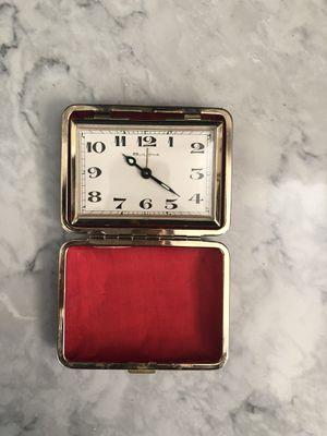 Bulove Clock / Antique Clock / Vintage Clock for Sale in Tacoma, WA