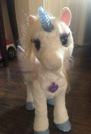 Furreal friends magical star Lilly unicorn for Sale in Mesquite, TX
