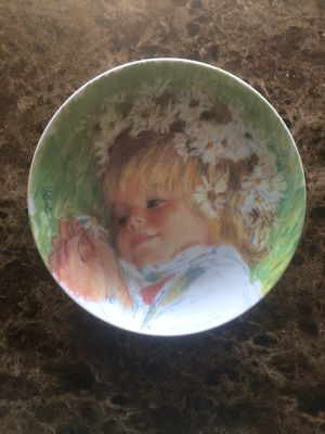 Frances hook collector plate for Sale in Abilene, TX