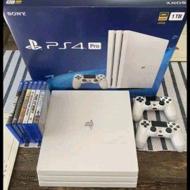 PS4 pro for Sale in Sudley Springs, VA