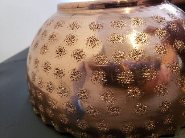 Bronze Bowl handmade
