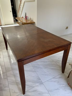 Dining table with extender for Sale in Chula Vista, CA