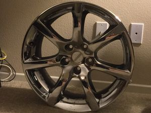 Infiniti G35 coupe , new chrome wheel for Sale for sale  San Diego, CA