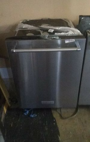 Kitchen-Aid stainless steel dishwasher home and kitchen appliances for Sale in San Luis Obispo, CA