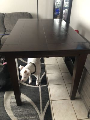 Kitchen table with chairs for Sale in Morgan Hill, CA