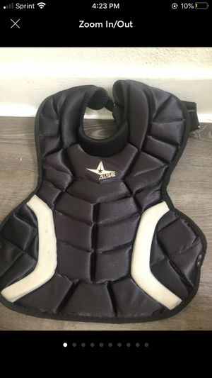 All star catcher gear for Sale in Anaheim, CA