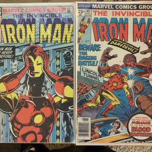 2 Nice Iron Man Comic Books for Sale in Livingston, CA
