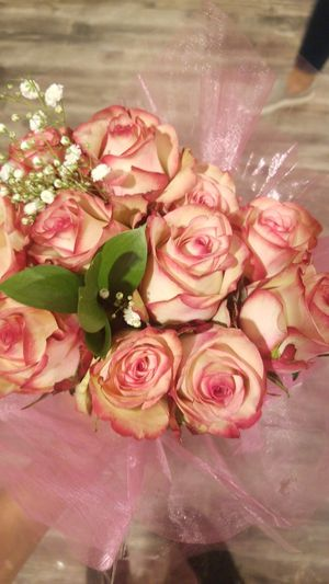 Fresh Roses pink only this wkend only for Sale in Burbank, IL