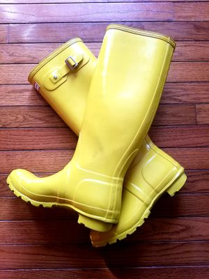 hunter boots for Sale in Silver Spring, MD