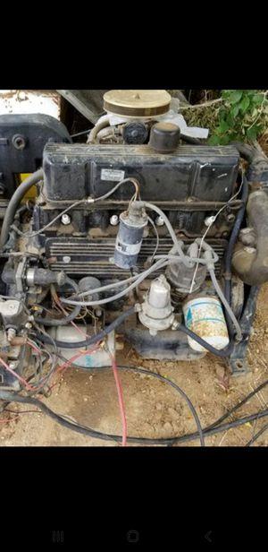 3.0 mercruiser engine low compression long block Volvo omc trade 3.7 mercruiser 470 170 190 for Sale in Fontana, CA