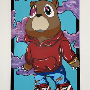 Off white Kanye Bear for Sale in Aurora, IL
