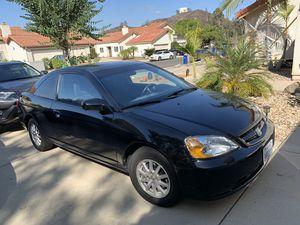 2002 Honda Civic Hx for Sale in El Cajon, CA