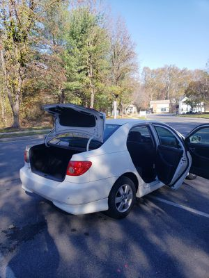 07 TOYOTA COROLLA S for Sale in Jessup, MD