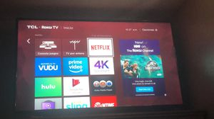 TCL Tv 55inch for Sale in Ecorse, MI
