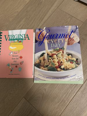 Cook books for Sale in Chicago, IL