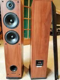 Polk Audio R50 150 Watt Floor Standing Tower Speakers (pair) for Sale in Houston, TX