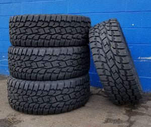 275/55/20 Toyo at2 free delivery set of four $850 for Sale in Lakeland, FL