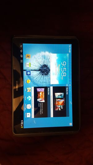 Samsung galaxy 10.1 32 gb tablet for Sale in Shallotte, NC