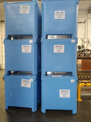 Saeplast Triple Wall Container for Sale in Kent, WA