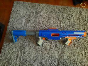 NERF N-strike rampage elite toy blaster for Sale in Camas, WA