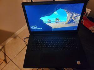Dell Inspiron 17 3000 3781 17.3'' FHD i3-7020U 8G RAM 1TB SATA HD for Sale in Oviedo, FL
