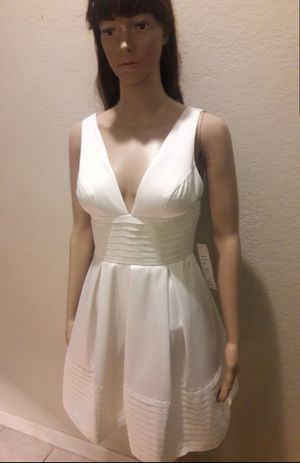New Women's Dress Ivory Color for Sale in Arlington, TX