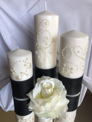 Handmade Wedding Candles for Sale in North Highlands, CA