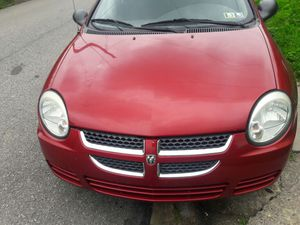 LOW MILES DODGE NEON SXT 2004 for Sale in Pittsburgh, PA