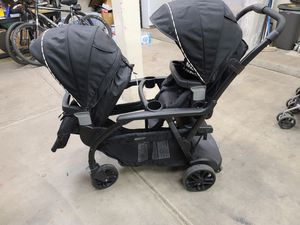 Graco Duomode Double stroller for Sale in Avondale, AZ