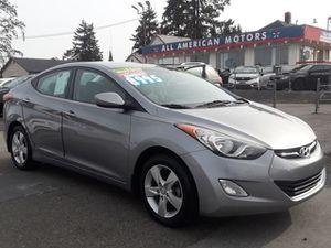 2013 Hyundai Elantra for Sale in Tacoma, WA