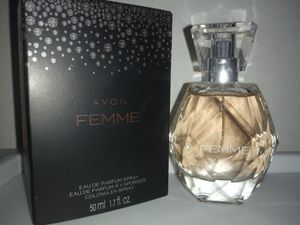 Avon's Femme Perfume 1.7fl oz for Sale in Fountain Valley, CA