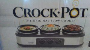 Crock-Pot Trio for Sale in Hodgkins, IL