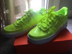 *New Nike Air Force Neon Shoes for Sale in Denver, CO