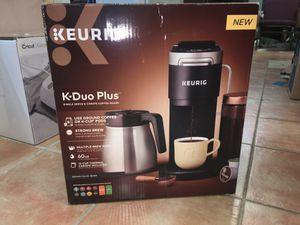 KeurigK•Duo Plus Coffee Maker for Sale in Houston, TX