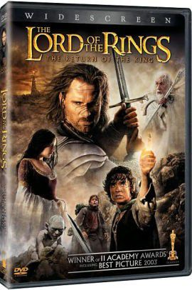 The lord of the rings: The two towers and the Return of the king DVD Set for Sale in Hialeah, FL