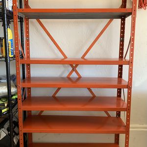 Metal Shelving Unit for Sale in San Diego, CA
