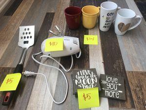 Kitchen Supplies for Sale in Irvine, CA