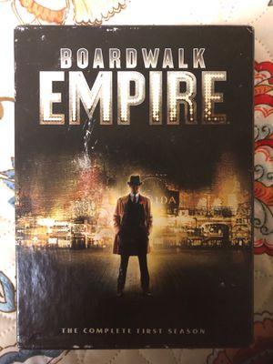 Boardwalk Empire Complete Season 1 for Sale in Clarks Summit, PA