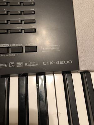 Casio CTK-4200 for Sale in Lakeland, FL