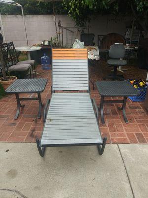 sillas para la alberca for Sale in Lynwood, CA