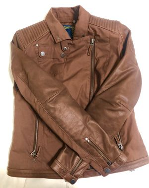 BMW Leather Jacket Women's Motorcycle Jacket for Sale in Costa Mesa, CA
