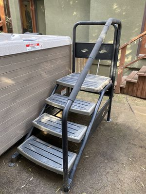 Steps / stairs for hot tub spa jacuzzi for Sale in Los Angeles, CA