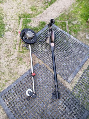 DOWNRIGGERS 1 SCOTTY 1 CANNON for Sale in Parlier, CA