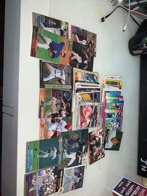 Random baseball cards for Sale in Fairfax, VA